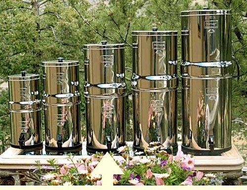Berkey Royal Water Filtration System - 4-element - 3-gallon
