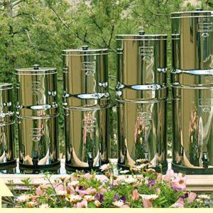 Travel Berkey - 2 elements - 1.5 gallon