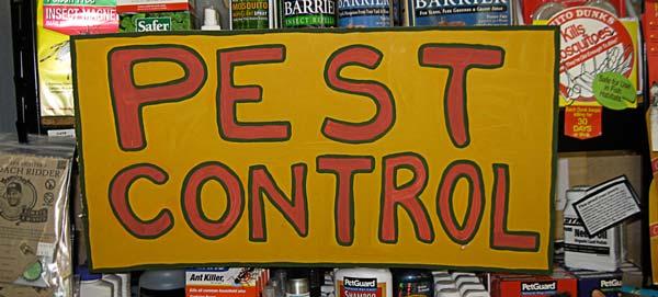 Garden and Pest Control